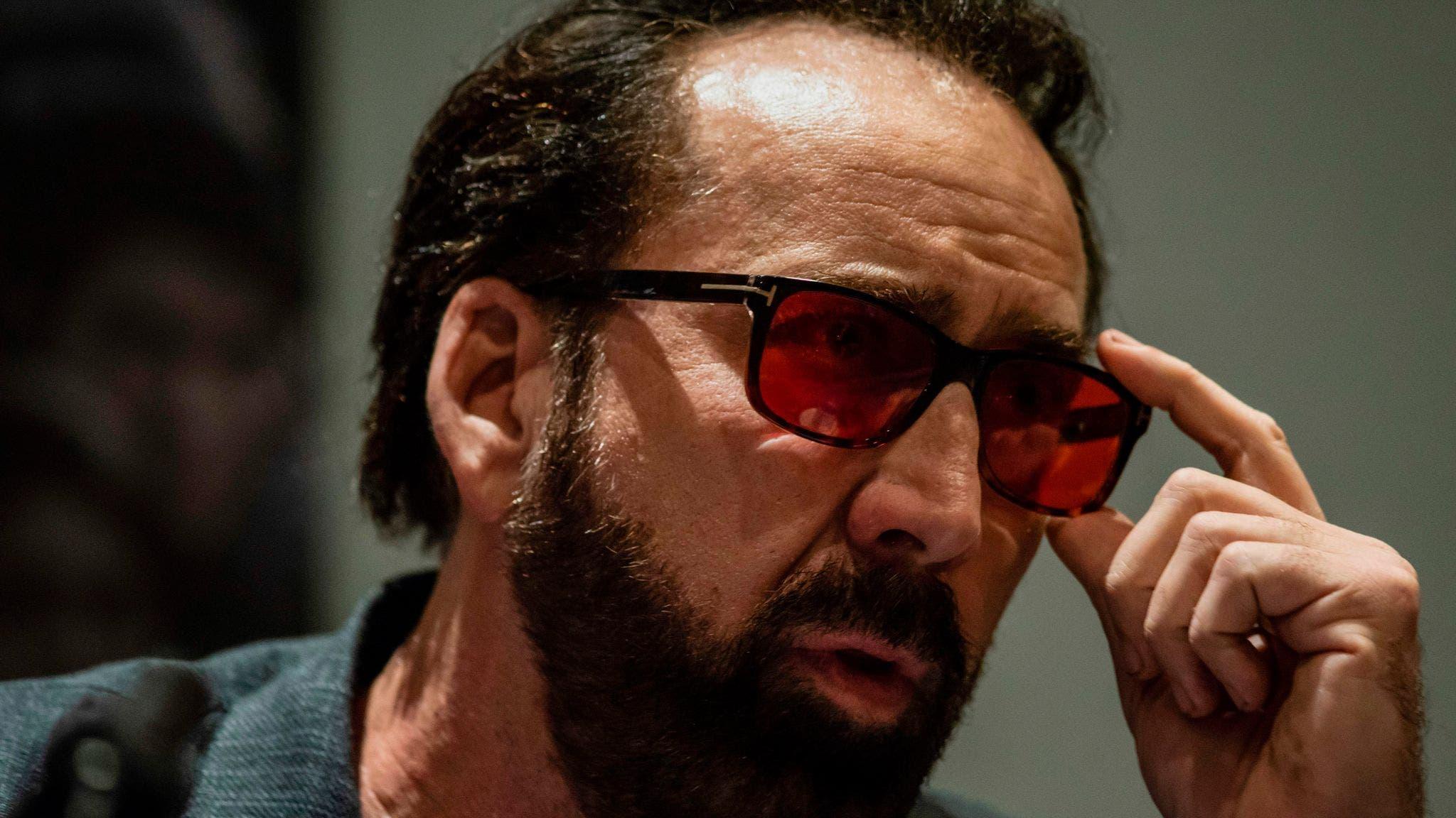 Nicolas Cage will never see his next movie
