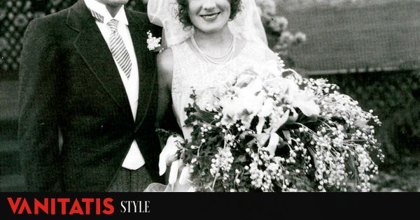 Norma Shearer and Irving Thalberg the wedding of the actress