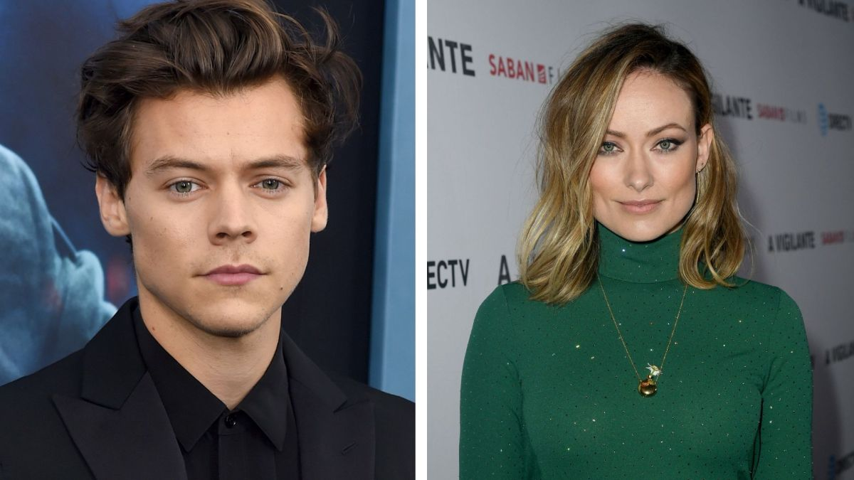Olivia Wilde Makes Surprising Appearance During Harry Styles Concert In