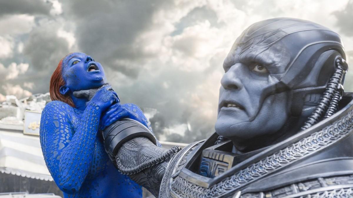 Oscar Isaac hated filming X Men Apocalypse Cinema PREMIERE