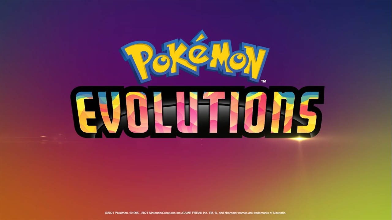 Pokemon Evolutions is the series that celebrates 25 years of
