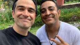 """Poncho Herrera """"made peace"""" with Luis Fernando Peña 19 years after Amarte hurts"""