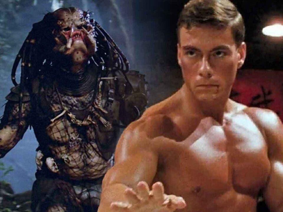 Jean-Claude Van Damme was fired from Predator