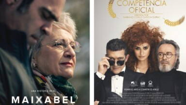 San Sebastian Festival 2021 | The actors shine in 'Maixabel', about the wounds of terrorism, and in 'Official Competition', about egos in the cinema