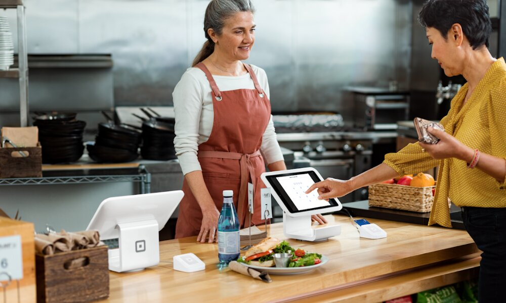 Square the payment platform created by Jack Dorsey CEO of