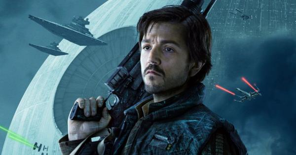 Star Wars Diego Luna Announces End of Filming for Andor