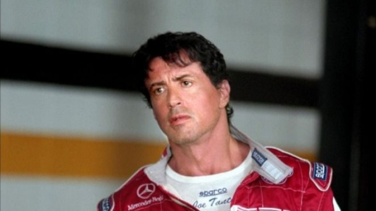 Sylvester Stallone is REPENT for having acted in this movie