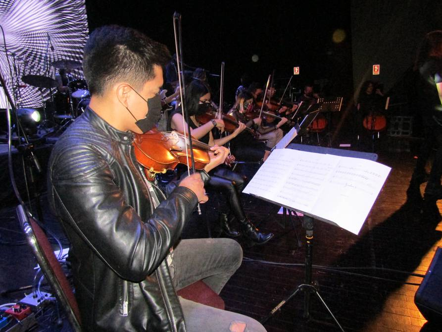 Symphonic concert in Cuenca will pay tribute to Guns N