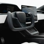 """Tesla's yoke-type steering wheel """"is of little use"""" and is not safe, and Elon Musk loves it that way"""