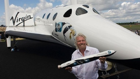 The 3 books millionaire Richard Branson recommends reading at least