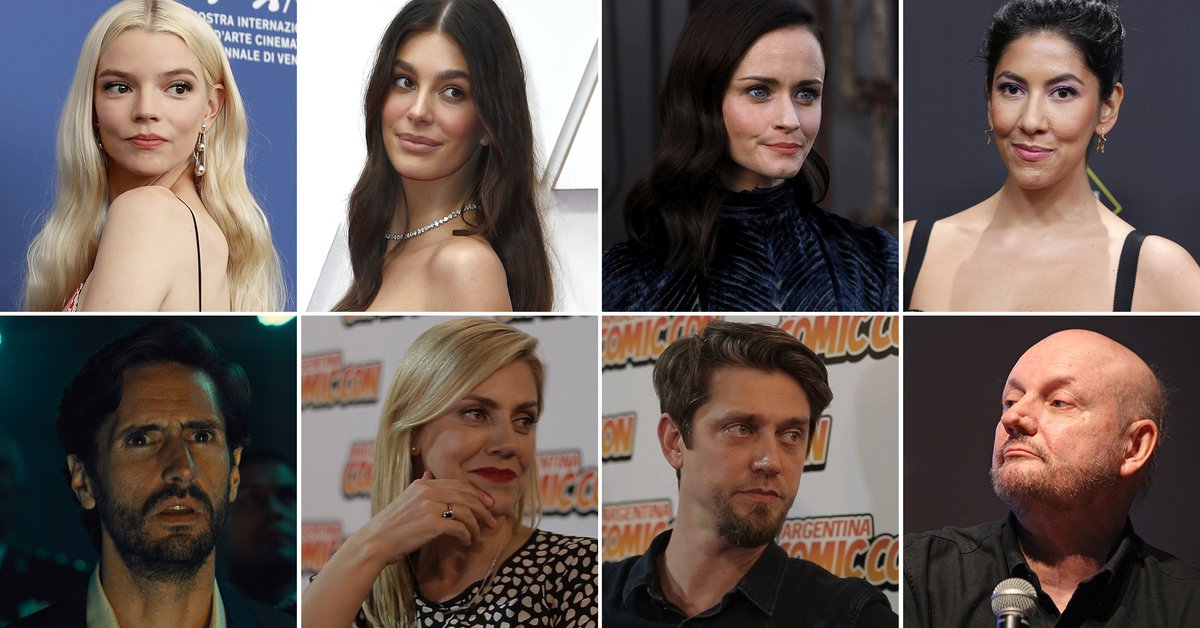 The 8 Argentines who are succeeding in Hollywood from Anya