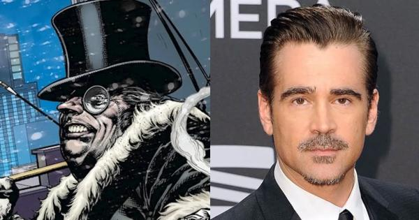 The Batman: Colin Farrell to star in spin-off of the Penguin on HBO Max | Tomatazos