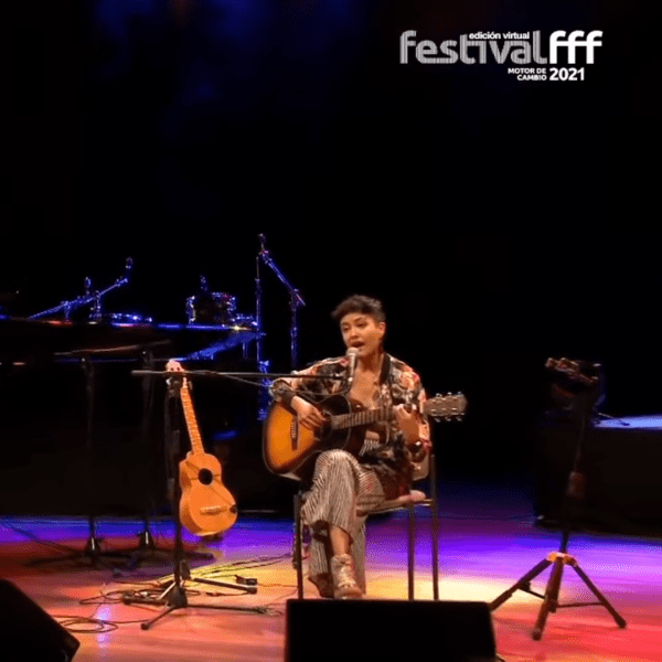 """""""The Festivalfff"""" of avant-garde music brought together bands from Ecuador, Brazil and Chile"""
