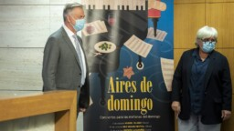 The Gonzalo de Berceo room will host morning concerts on Sundays