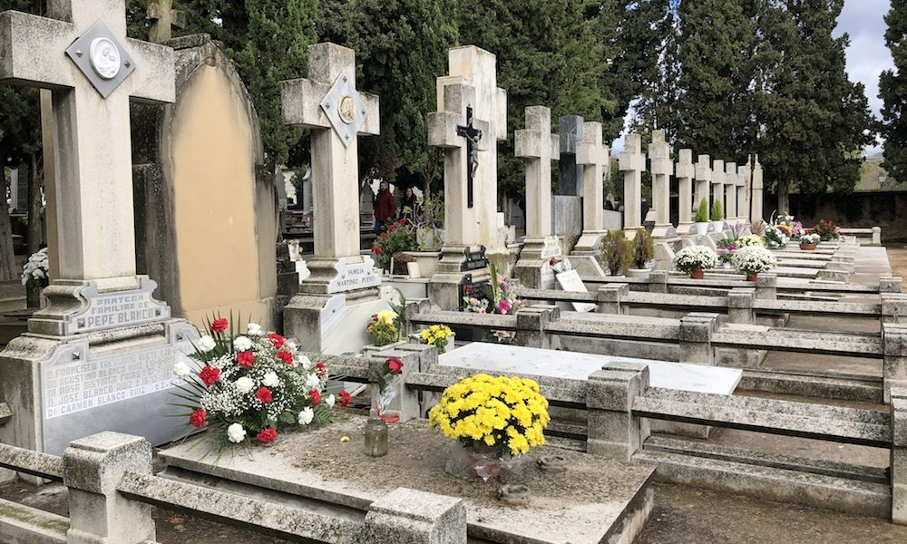 The IER takes concerts rituals to five Riojan cemeteries