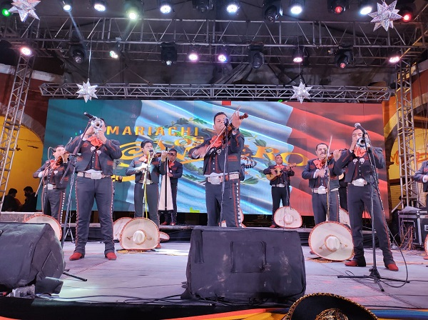 The Mariachi Festival in Juventino Rosas brings together 19 musical