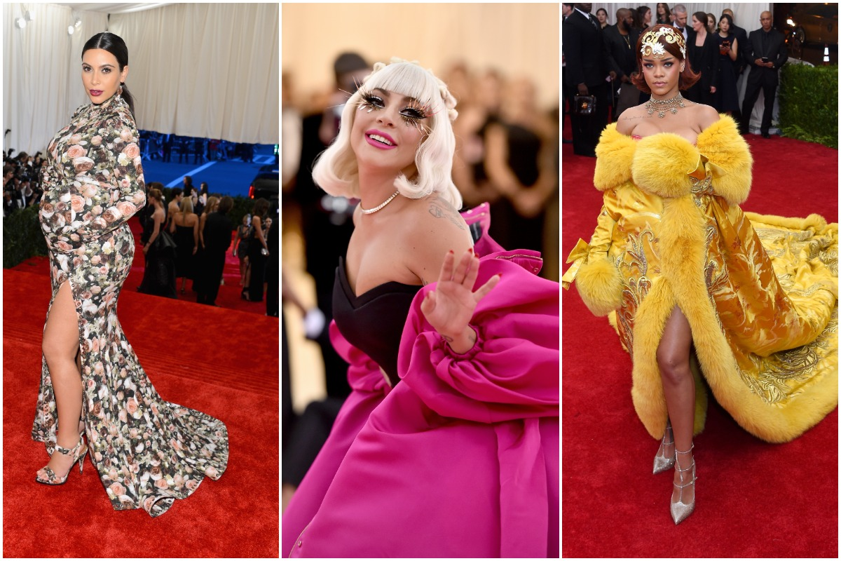 The Met Gala: Kim Kardashian West, Lady Gaga and 3 other stars with the most memorable looks of all time