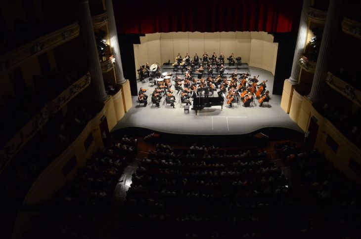The OSY will offer a concert within the framework of the National Holidays