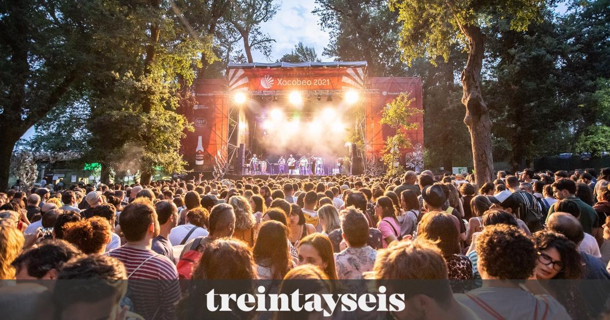 The PortAmerica music festival announces its return to Caldas Pontevedra