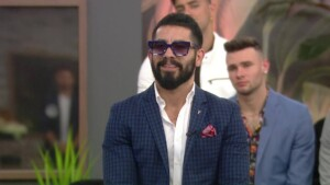 The Power of Love: The Mexican Diego Luque was eliminated from the reality show and two new participants join   Television   Entertainment