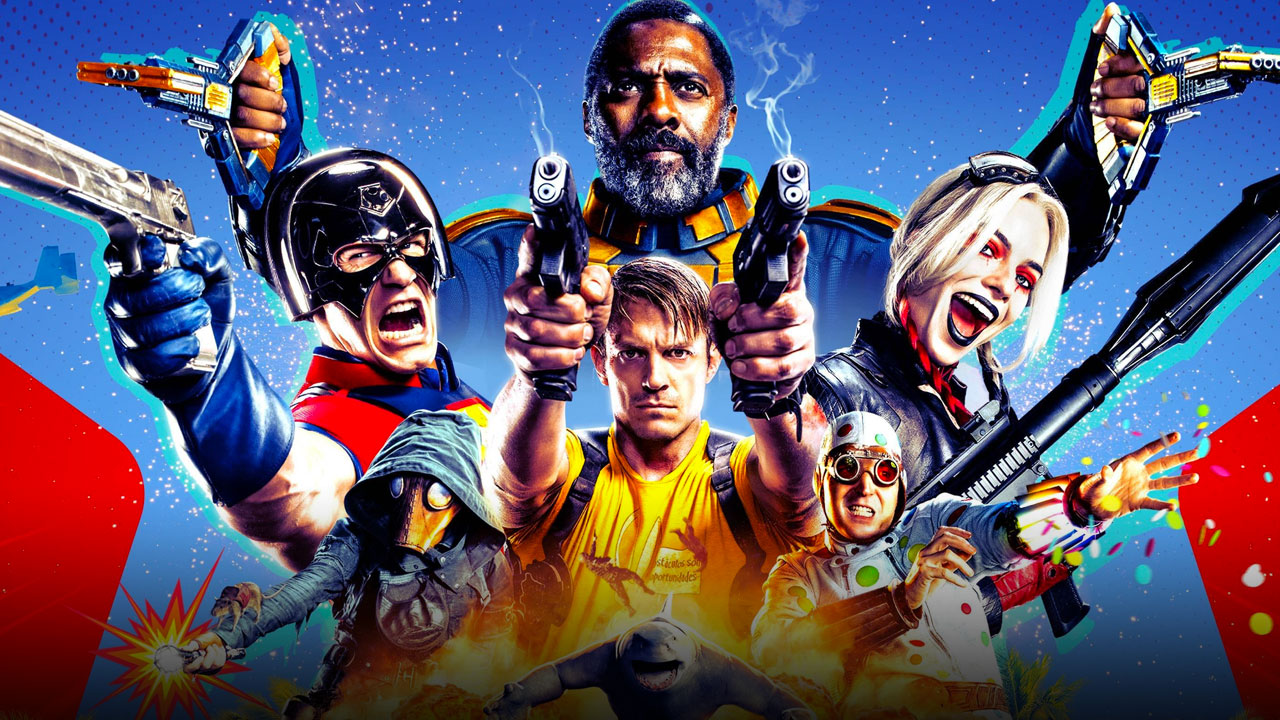 The Suicide Squad You can now watch the James Gunn