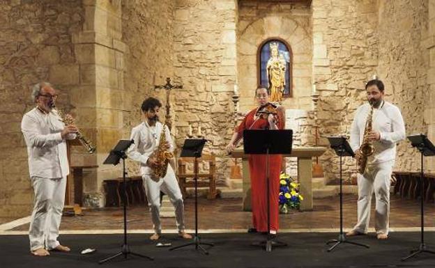 The XXXVIII La Antigua de Zumarraga Music Cycle will offer