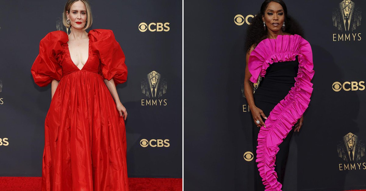The best and worst dressed of the Emmy 2021, the great party of television