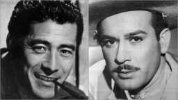 The day a Japanese replaced Pedro Infante in the Mexican Golden Cinema