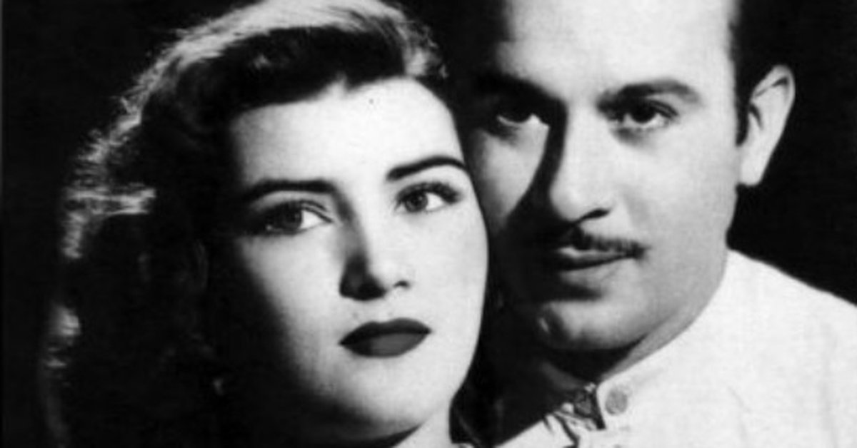 The film that sealed the romance of Pedro Infante and