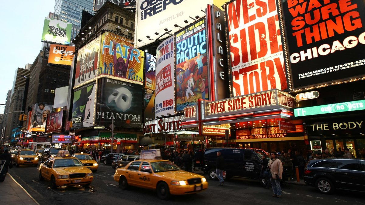 The free concert ¡Viva Broadway return to Times Square to