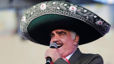 The moving message of Vicente Fernández during his farewell concert in which he spoke of his death
