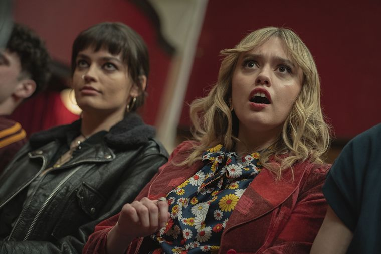The popular Sex Education returned to Netflix with another season