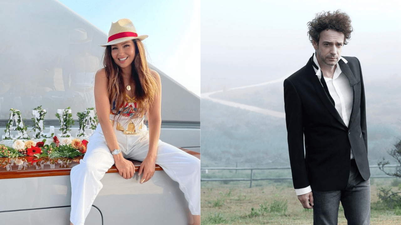 The story of the day Gustavo Cerati met Thalia and