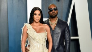 They reveal the identity of the famous singer with whom Kanye West cheated on Kim Kardashian