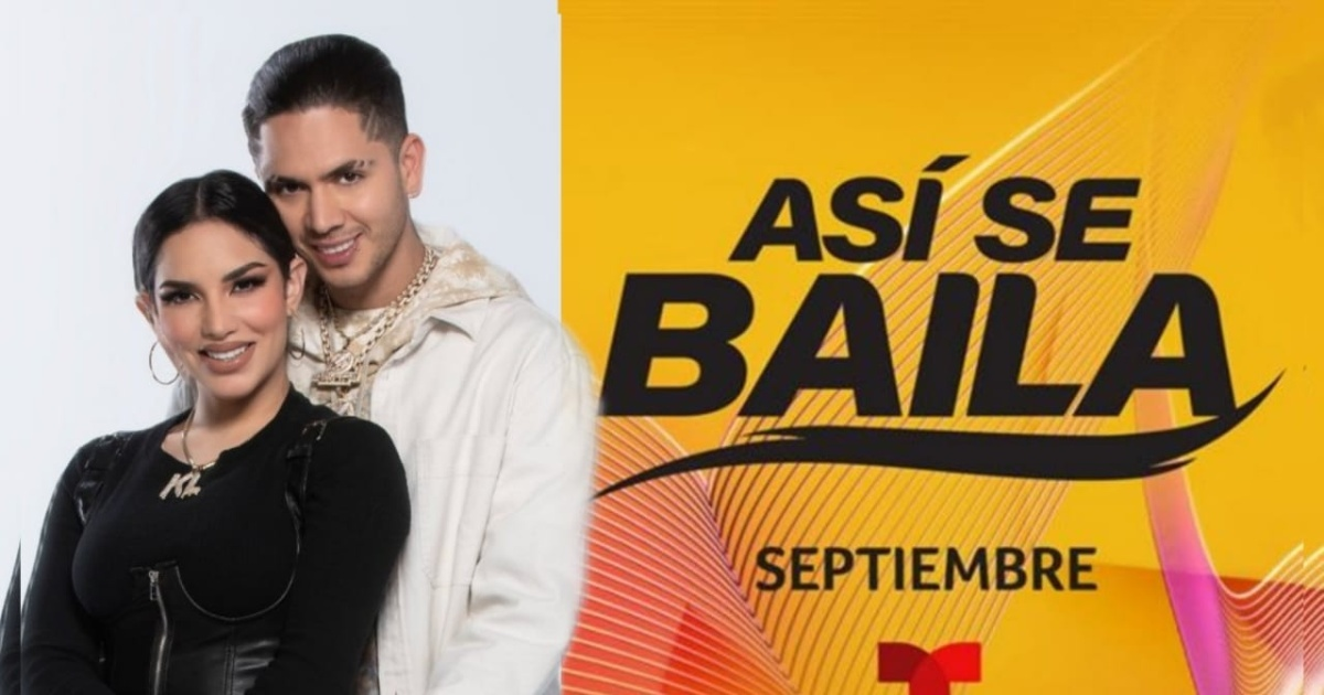 This is how Kimberly Loaiza will make her debut in Telemundo's Así Se Baila