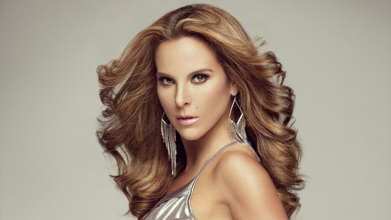This is the fortune of Kate del Castillo and her