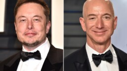 This was Elon Musk's mockery of Jeff Bezos by surpassing him as the richest in the world