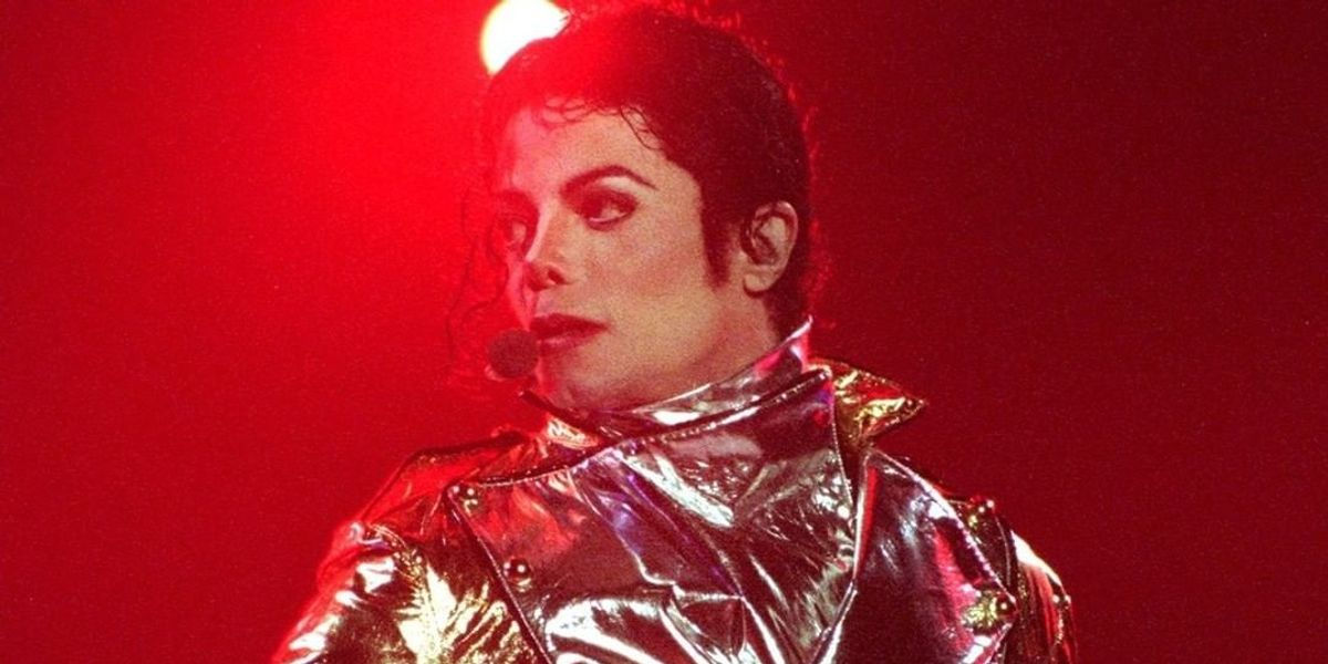 This was the last concert of Michael Jackson before his controversial death