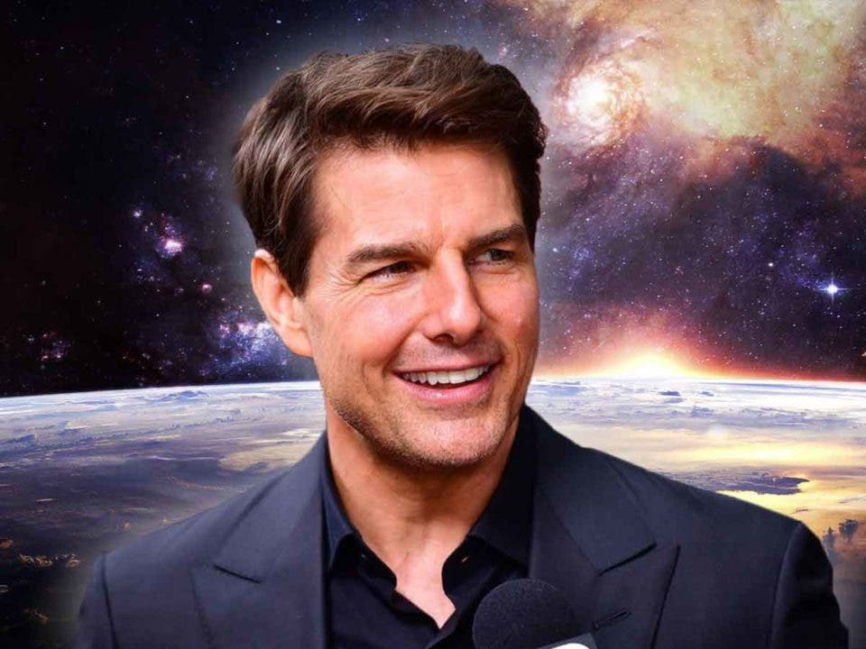 Tom Cruise's movie in space already has a director