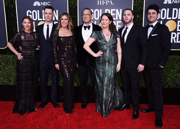 Tom Hanks' kids: all you need to know about his 4 kids E!