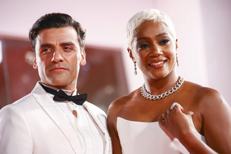 Venice Film Festival Oscar Isaac Kristen Stewart Which stars on