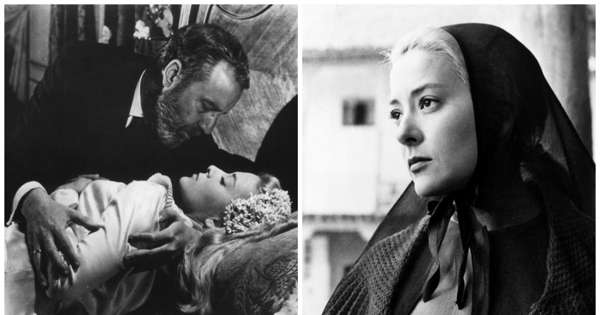 Viridiana the film that Silvia Pinal starred in and was.img