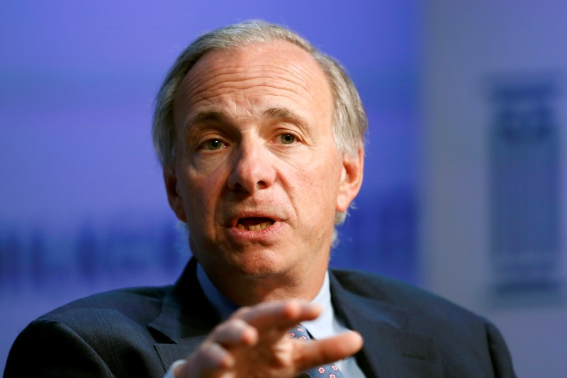 Watch out for Ray Dalio, king of hedge funds, on Bitcoin and crypto By Investing.com