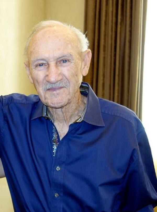 A recent photo of Gene Hackman