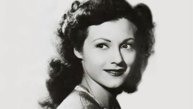 Who was Esther Fernández, the beautiful actress from the Golden Cinema who was going to MARRY Pedro Armendáriz
