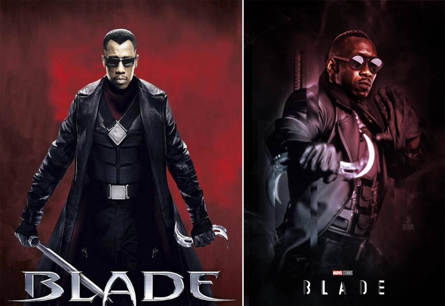 Will provide new version of Blade, a tribute to Wesley Snipes