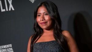 """Yalitza Aparicio will arrive in Los Pinos to present the film """"Noche de Fuego"""""""