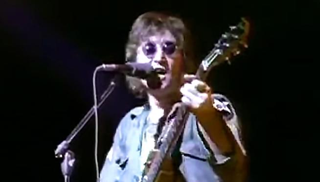 ♫ JOHN LENNON THE CONCERT THE ONE TO ONE IN