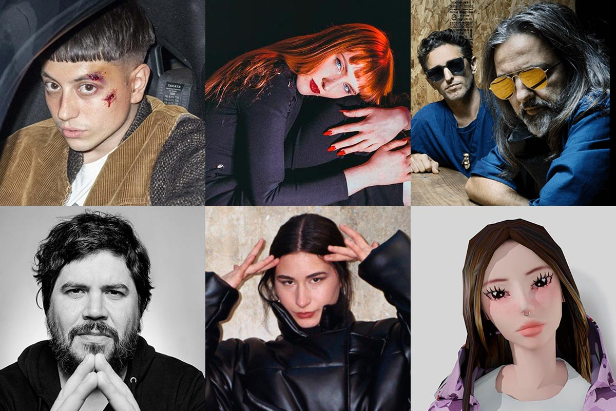 10 Argentine releases to listen to this week Babasonicos Saramalacara
