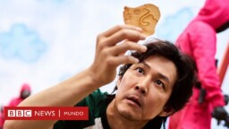 """""""The Squid Game"""": what is the appeal of the Korean series on its way to becoming the most watched in Netflix history - BBC News World"""